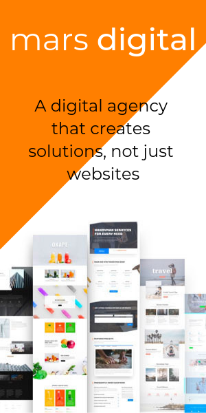 Mars Digital Websites