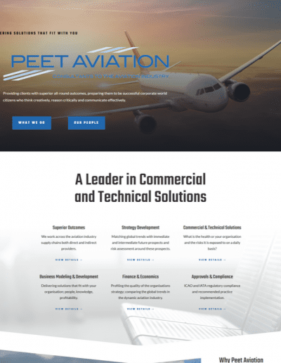 Peet Aviation
